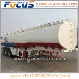 溶かされた石油の燃料ガスのタンカーまたは石油貯蔵のタンクまたはトラックの半トレーラー