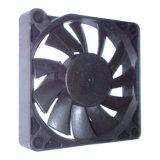 高温度の環境のための高い空気インピーダンスDC7010冷却ファン