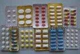 Máquina de embalaje de la ampolla de la tableta Dpp-140