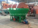 Moulin de rectifieuse, machine de meulage humide d'or, machine de cuisson d'or