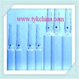 低いホウケイ酸塩のガラス管による医学のガラス製アンプル