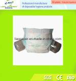 高品質の綿の赤ん坊のおむつの製造