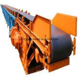 Transportador de correia curvado Overland / Transportador curvo / Transportador de mineração
