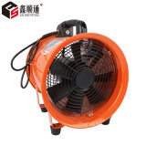 Ctf beweglicher energiesparender lärmarmer axialer Ventilator
