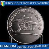 高品質の専門の習慣3Dの金属の硬貨