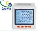 Medidor de potência múltiplo flexível da função da série de Gwm 300A-2
