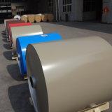 Bobines en aluminium revêtues de PVDF prépaintées