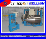 Linea di produzione ad alta velocità dell'isolamento del cavo di collegare della costruzione di certificazione dello SGS