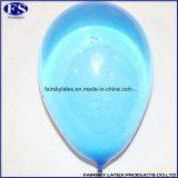 De blauwe Ballon van het Latex van de Ballons van China van de Fabriek van de Ballons van het Water