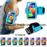 Hot Selling Qualität Stilvolle Wasserdichte Neopren Sport Running Armband Fall Halter für Samsung Galaxy S5 G900 I9600