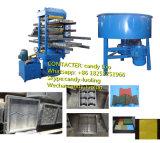 Gummizerkleinerungsmaschine-Tausendstel-Maschinen-u. Gummireifen-Cracker-Mischermaschine