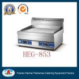 セリウムRoHSおよび氷が付いているHeg-500電気グリドルは証明した
