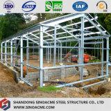 Estructura de acero de la luz de prefabricados Sinoacme Edificio para residencia