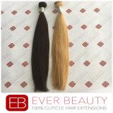 卸し売り人間の毛髪の拡張ペルーのRemyの人間の毛髪