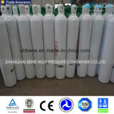 中国の製造業者による新しい詰め替え式の鋼鉄医学の酸素ボンベ