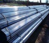 Tubo de acero/tubo oval plano Pre-Galvanizado/tubo soldado