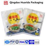 多彩な印刷を用いるプラスチック冷凍食品の袋の食品包装袋