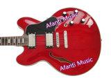 Guitarra da música Es335 de Afanti/guitarra elétrica (AES335)