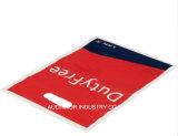 Venta al por menor impresos personalizados manija Troqueladas bolsas de mercancías de plástico