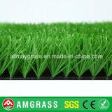 Relvado artificial barato do esporte do futebol, grama Anti-UV do Synthetic de 50mm para o passo de futebol