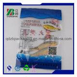 Sac d'empaquetage en plastique de fruits de mer de catégorie comestible
