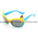 Высокое качество модное Unisex Tr90 ягнится солнечные очки