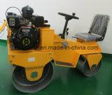 800 chilogrammi di peso di piccolo Guidare-sul costipatore dell'asfalto (FYL-850)