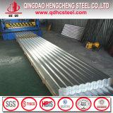 Azulejo de material para techos de acero acanalado del Galvalume de aluminio del cinc
