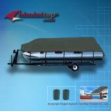 Trailerable Pontoon Boat cubierta (ECP600-A)
