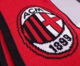 Ventilador do desporto com acrílico Jacquard lenço de futebol de futebol