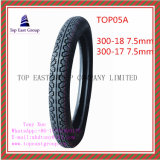 300-18, 300-17 lange Lebensdauer, Qualitäts-Motorrad-Reifen