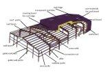 Tailong Aufbau-Licht-Stahlkonstruktion-Werkstatt