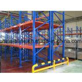 Industrieller Lager-Speicher-Stahlladeplatten-Zahnstange