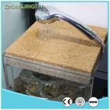 陶磁器の緑または音Absortion熱い販売法の入れ証拠の水を通す舗装の煉瓦