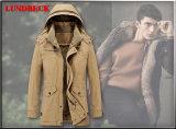 겨울 착용을%s 남자의 면 재킷