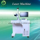 Новая машина маркировки лазера конструкции для полностью машины маркировки лазера материалов пластичной