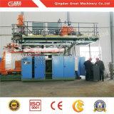 Páletes plásticas que fazem produzindo o HDPE moldando da máquina do sopro automáticas