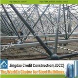 Estructura de rejilla Capítulo edificio de acero