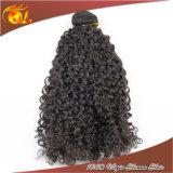 브라질 비꼬인 똑바른 곱슬머리 직물