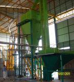 200kw Syetem de gestion des déchets solides l'usine de la biomasse