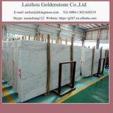 中国の最も安いVolakasの白い大理石の価格の大理石の床タイル