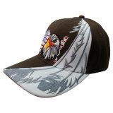 Gorra de béisbol de los 6 paneles con 2 tonos Bb161