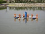 Equipamento da cultura aquática do gaseificador da roda de pás de dois impulsores