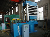 EVA Forming Vulcanizing Press Machine 1500t