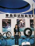 Motorrad-Roller ermüdet 3.50-10 300-10