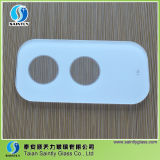 vidrio de cerámica de la aplicación del flotador del claro de la impresión de 3.2m m