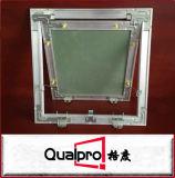 Painel de acesso de alumínio de Knuaf Stype Qualpro com fechamento de mola AP7752