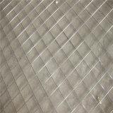 Maille de fil d'acier de solides solubles (tissée ou soudée)