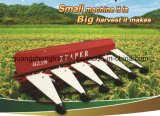 Both WheatおよびRiceのための小型Grain Harvester Reaper Binder