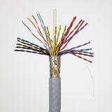 Cable Par trenzado simétrico de 25 pares UTP Cat5e (HSYV5e)